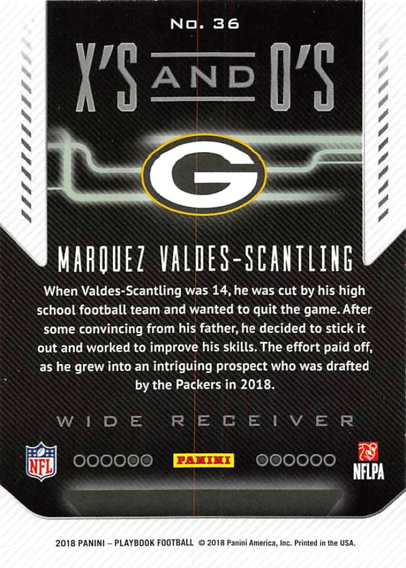 2018-Panini-PLAYBOOK-Football-Inserts-Singles-You-Choose-Pick-Your-Card-Player miniature 83