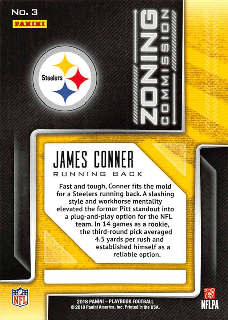 2018-Panini-PLAYBOOK-Football-Inserts-Singles-You-Choose-Pick-Your-Card-Player miniature 109