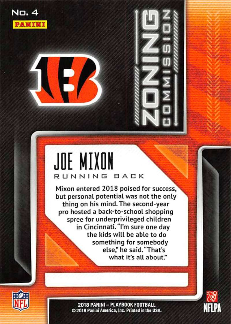 2018-Panini-PLAYBOOK-Football-Inserts-Singles-You-Choose-Pick-Your-Card-Player miniature 111