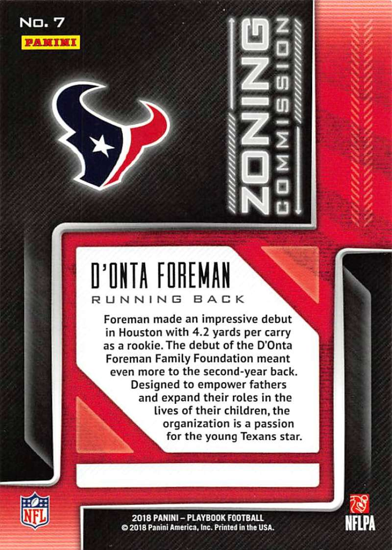 2018-Panini-PLAYBOOK-Football-Inserts-Singles-You-Choose-Pick-Your-Card-Player miniature 117