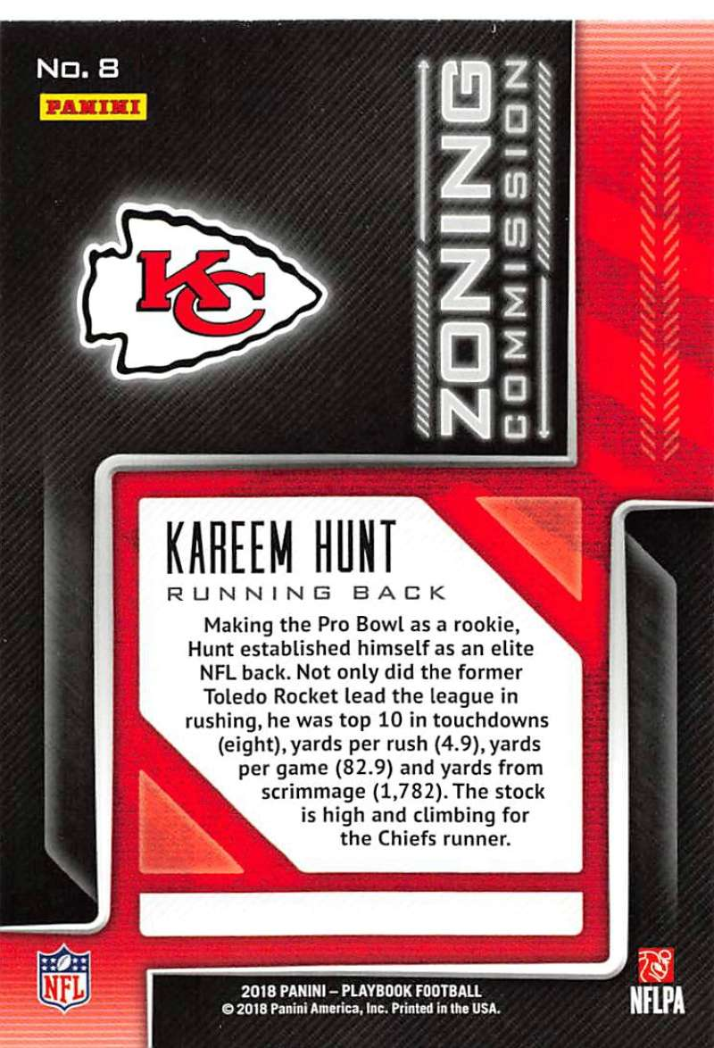 2018-Panini-PLAYBOOK-Football-Inserts-Singles-You-Choose-Pick-Your-Card-Player miniature 119