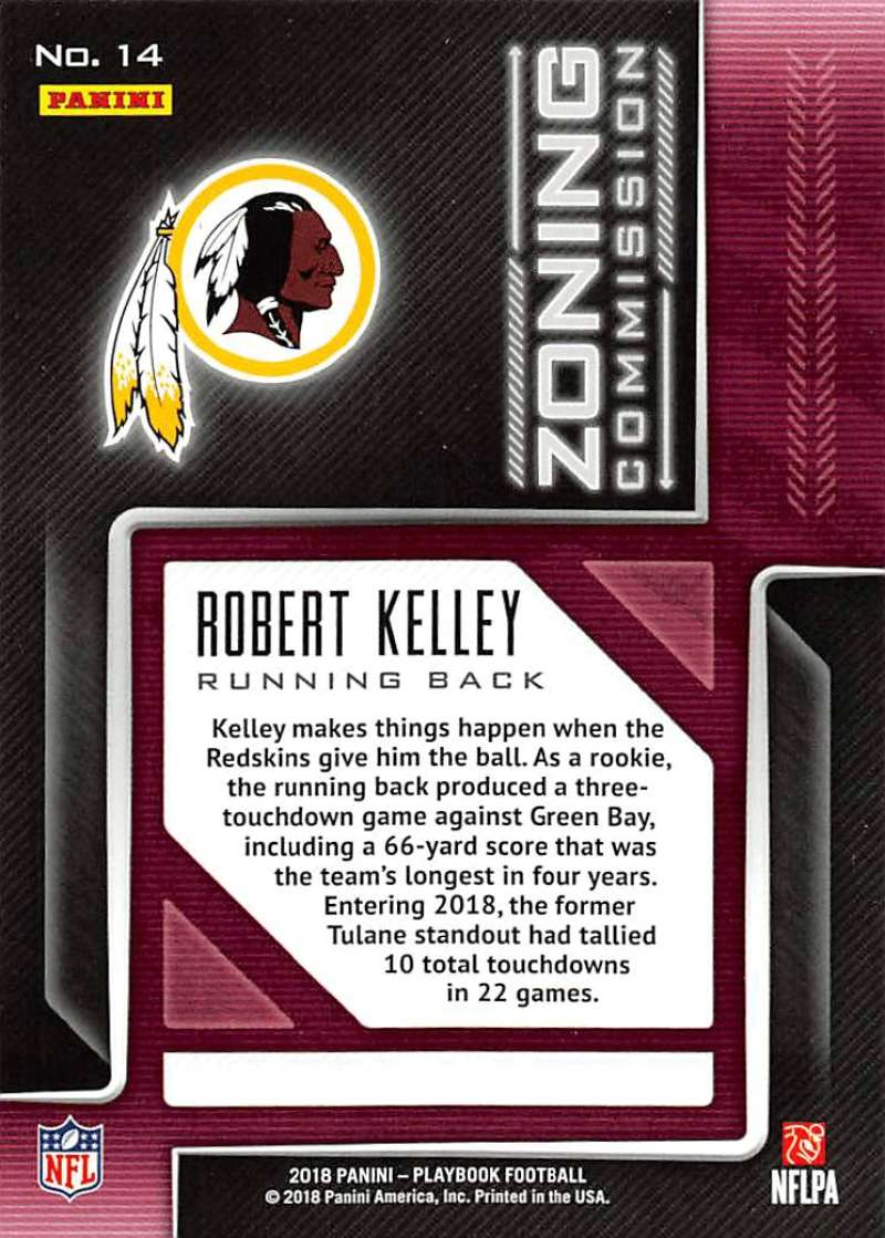 2018-Panini-PLAYBOOK-Football-Inserts-Singles-You-Choose-Pick-Your-Card-Player miniature 131