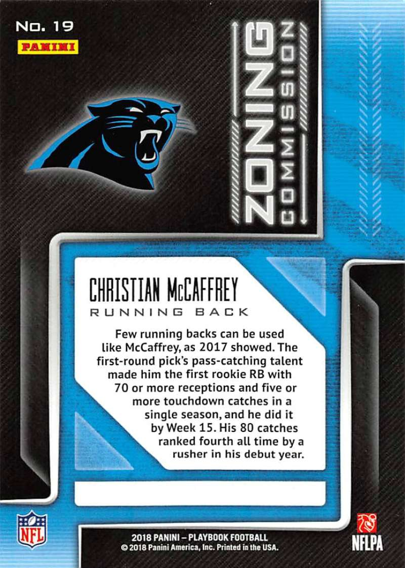 2018-Panini-PLAYBOOK-Football-Inserts-Singles-You-Choose-Pick-Your-Card-Player miniature 141