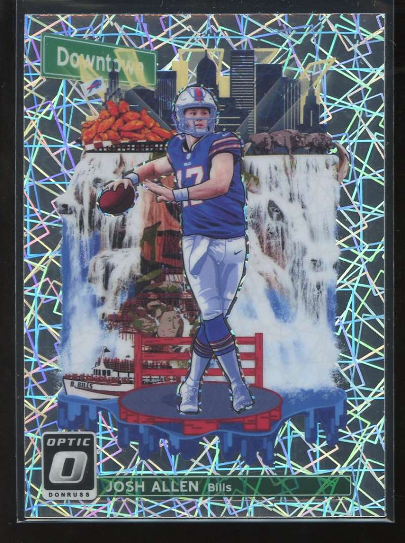 2018 Donruss Optic Downtown