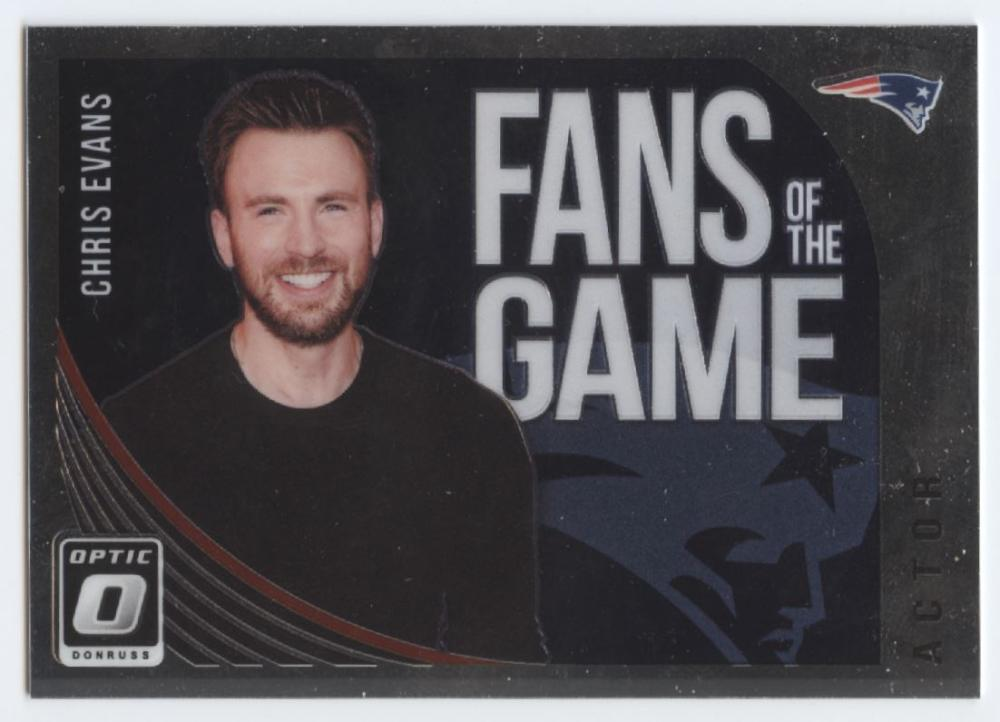 2018 Donruss Optic Fans of the Game