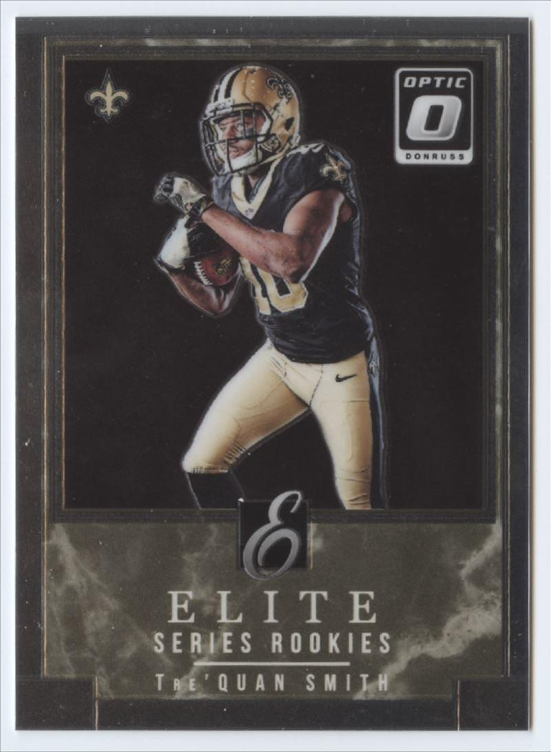 2018 Donruss Optic Rookie Elite Series