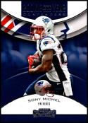 2018 Panini Contenders Rookie of the Year Contenders #RYA-SM Sony Michel NM+