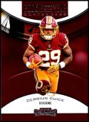 2018 Panini Contenders Rookie of the Year Contenders #RYA-DG Derrius Guice NM+