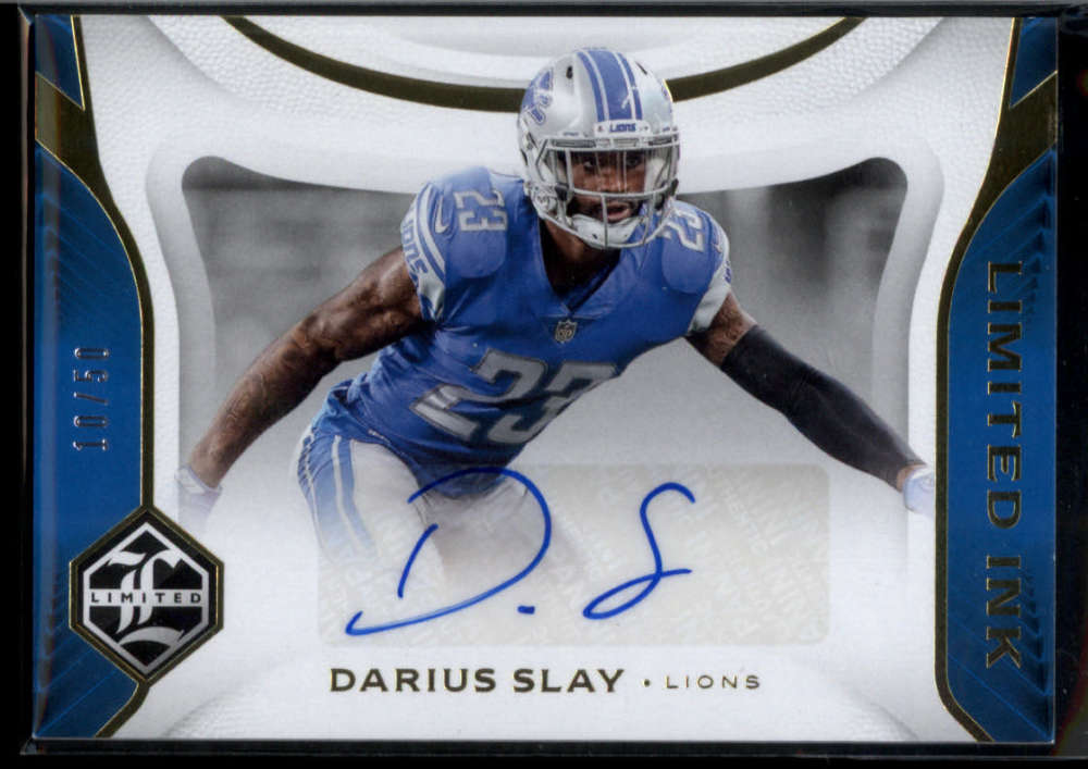 2018 Panini Limited Limited Ink