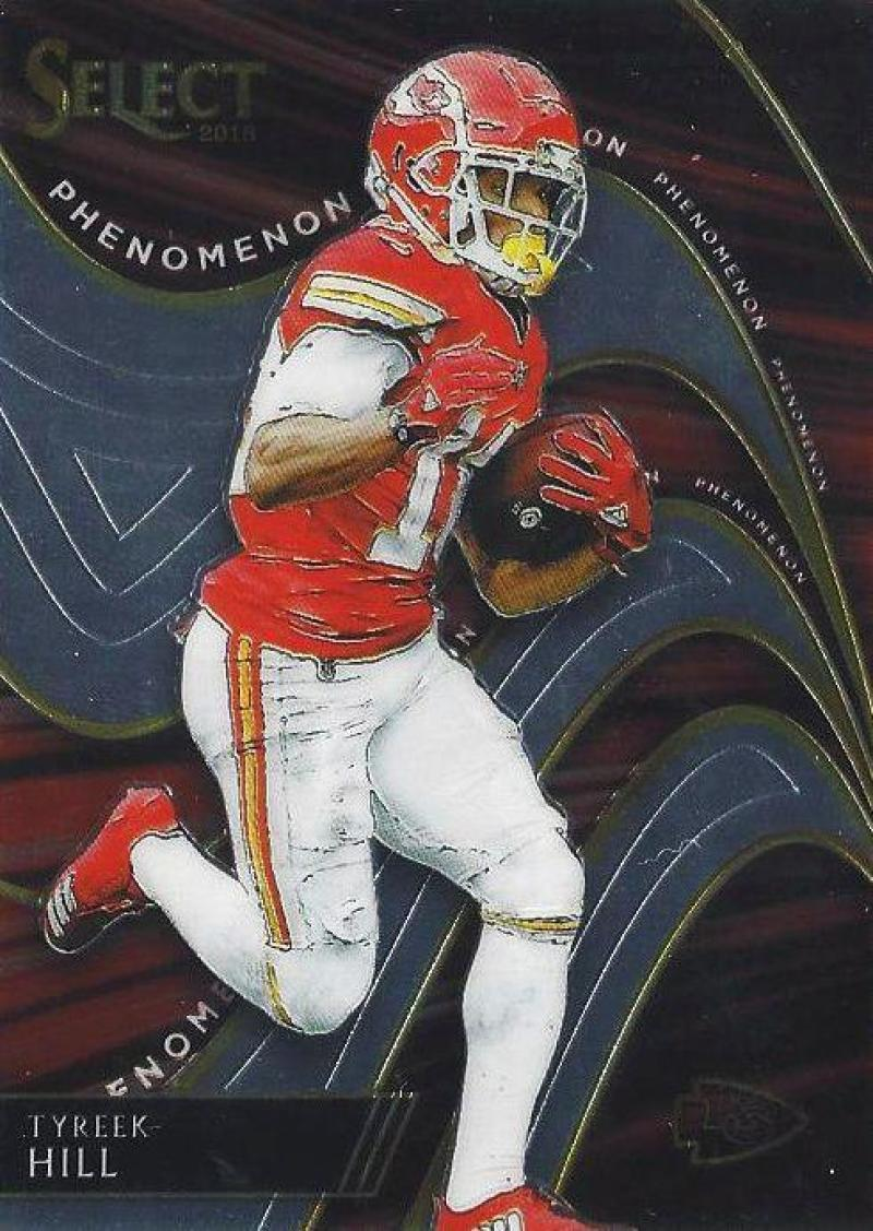 2018 Panini Select Phenomenon Prizm