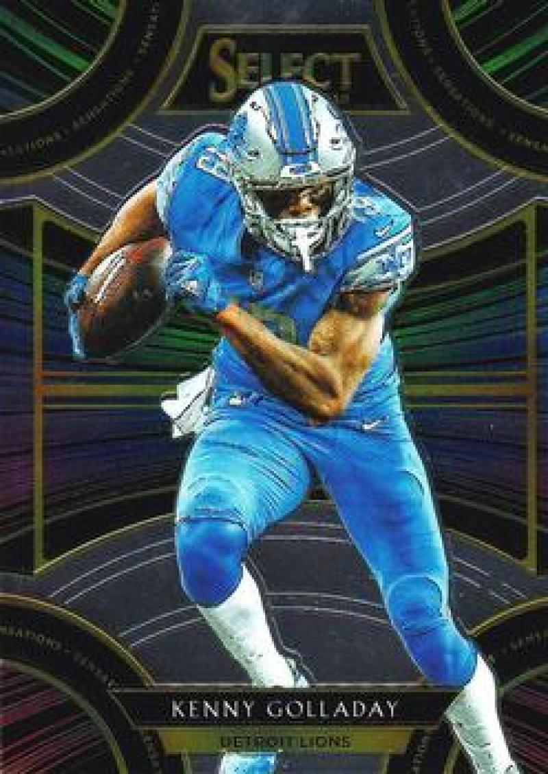 2018 Panini Select Sensations Prizm