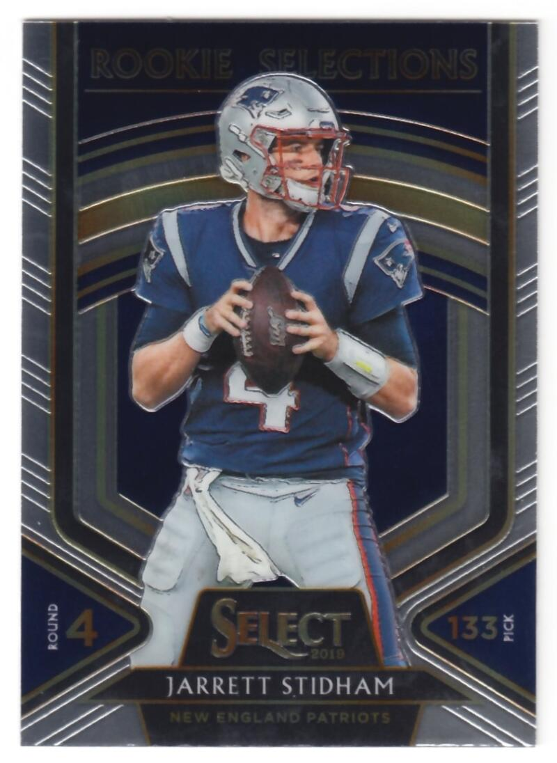 2019-20 Panini Select Rookie Selections