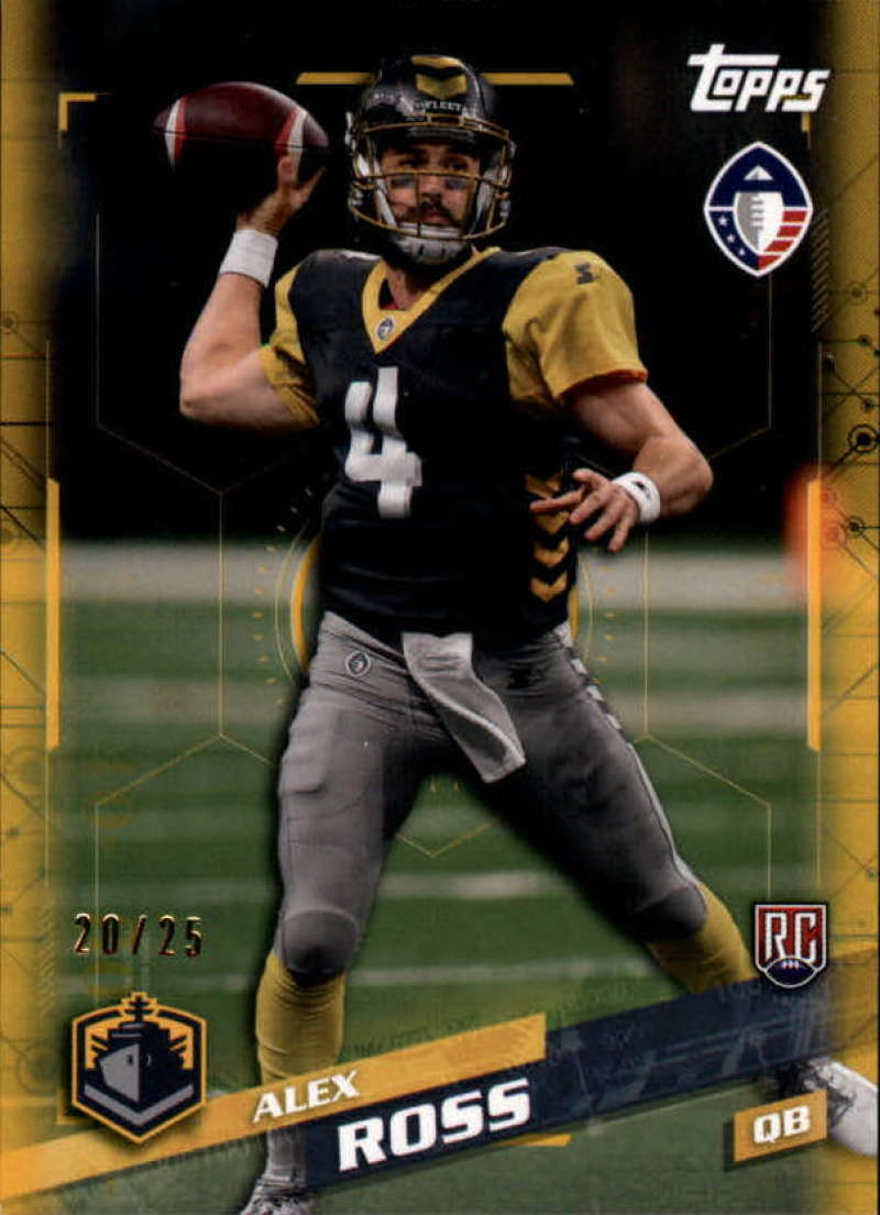 2019 Topps Alliance of American Gold