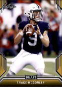 2019 Leaf Draft Gold #66 Trace McSorley NM-MT  Collegiate Football Trading Card