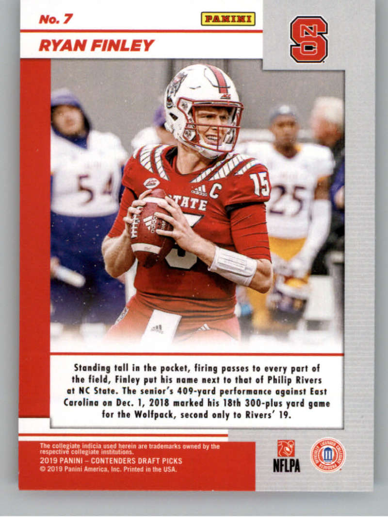 2019-Panini-Contenders-Draft-Game-Day-Ticket-Rookie-Football-Card-Pick-RC thumbnail 15