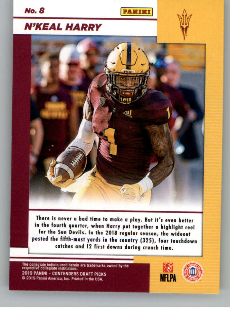 2019-Panini-Contenders-Draft-Game-Day-Ticket-Rookie-Football-Card-Pick-RC thumbnail 17