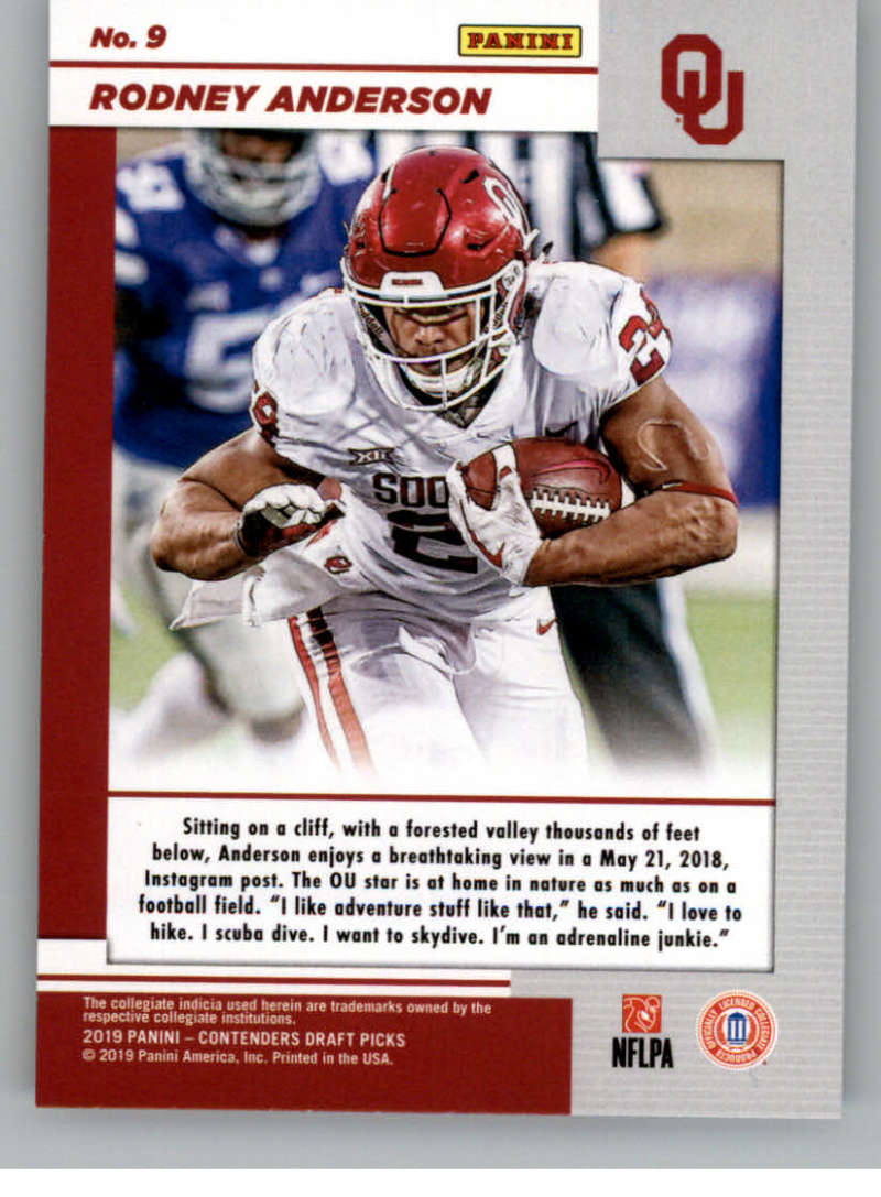 2019-Panini-Contenders-Draft-Game-Day-Ticket-Rookie-Football-Card-Pick-RC thumbnail 19
