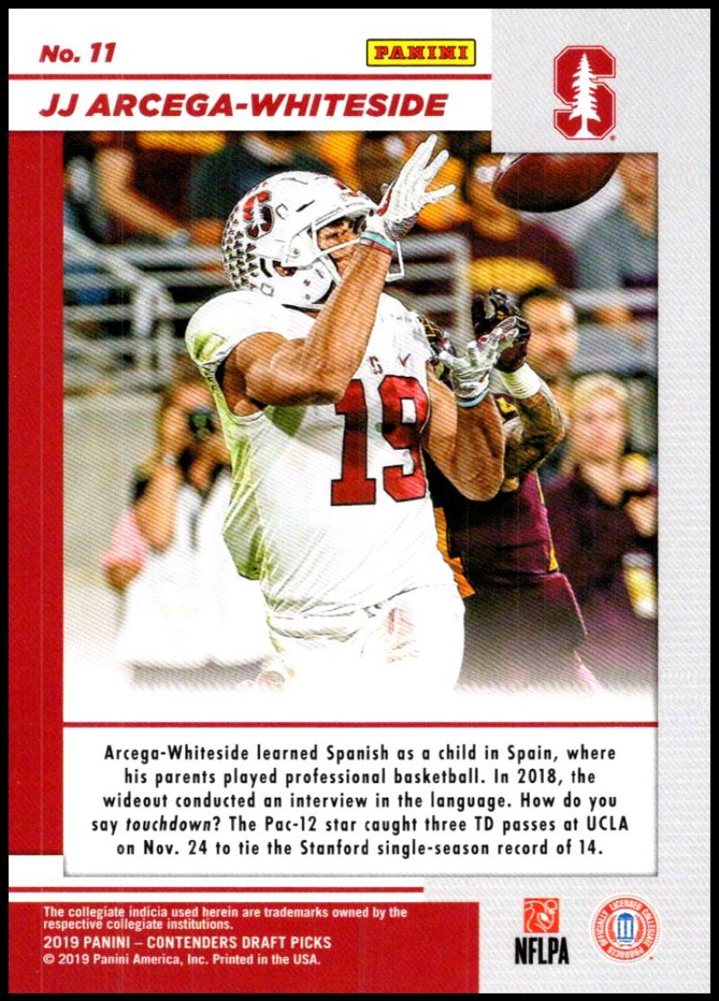 2019-Panini-Contenders-Draft-Game-Day-Ticket-Rookie-Football-Card-Pick-RC thumbnail 23