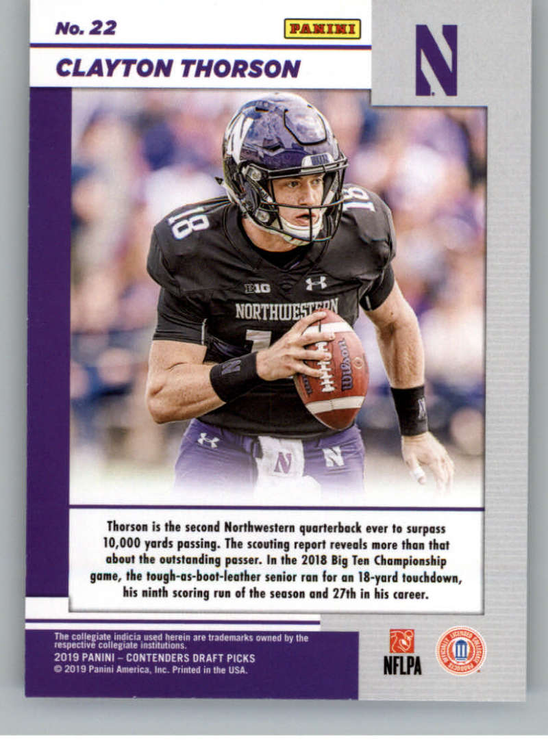 2019-Panini-Contenders-Draft-Game-Day-Ticket-Rookie-Football-Card-Pick-RC thumbnail 41