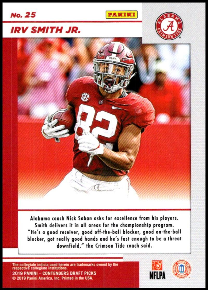 2019-Panini-Contenders-Draft-Game-Day-Ticket-Rookie-Football-Card-Pick-RC thumbnail 45