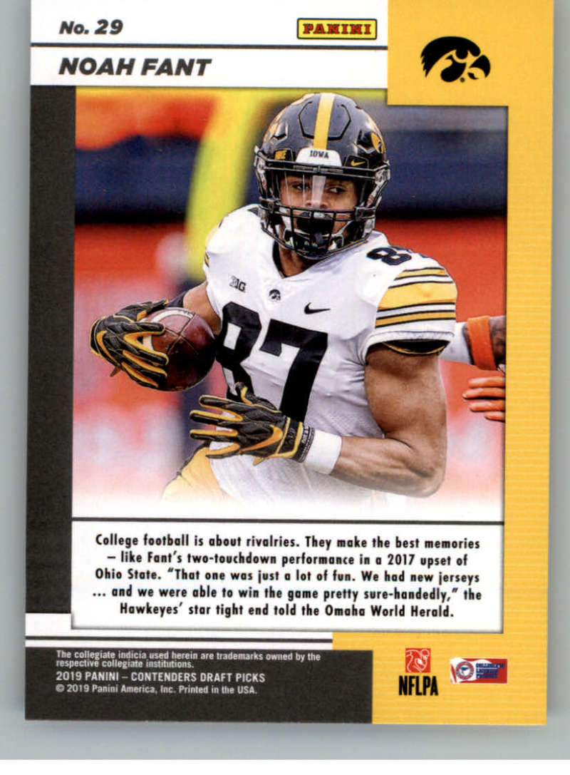 2019-Panini-Contenders-Draft-Game-Day-Ticket-Rookie-Football-Card-Pick-RC thumbnail 53