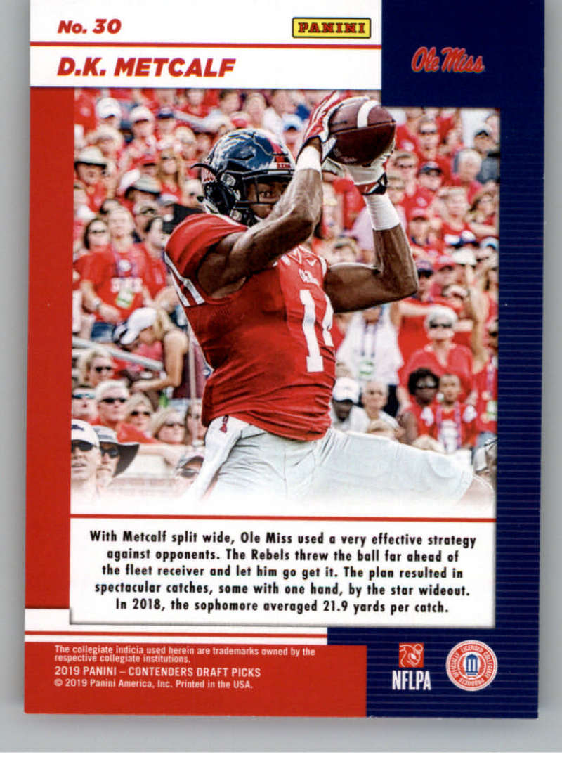 2019-Panini-Contenders-Draft-Game-Day-Ticket-Rookie-Football-Card-Pick-RC thumbnail 55