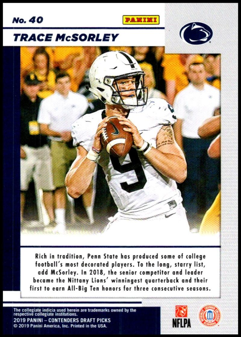 2019-Panini-Contenders-Draft-Game-Day-Ticket-Rookie-Football-Card-Pick-RC thumbnail 75