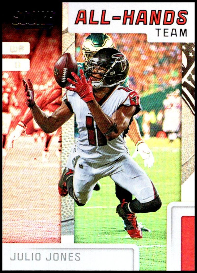miniature 14 - 2019 Score All Hands Team NFL Football Card Singles You Pick Buy 4 Get 2 FREE