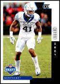 2019 Score Football NFL Draft #12 Josh Allen Kentucky Wildcats  Official RC Rookie Card made by Panini