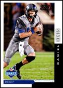 2019 Score Football NFL Draft #14 Daniel Jones Duke Blue Devils  Official RC Rookie Card made by Panini