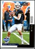 2019 Score Football NFL Draft #24 Will Grier West Virginia Mountaineers  Official RC Rookie Card made by Panini