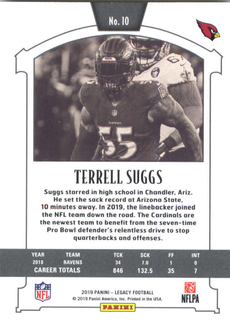 2019-Panini-Legacy-Football-Card-Pick-Including-Rookie-Cards-RC-1-200 thumbnail 21