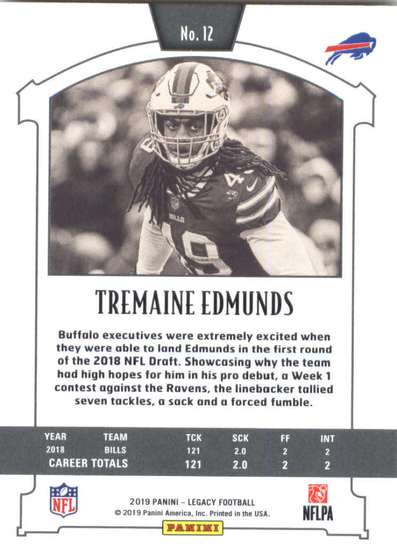 2019-Panini-Legacy-Football-Card-Pick-Including-Rookie-Cards-RC-1-200 thumbnail 25