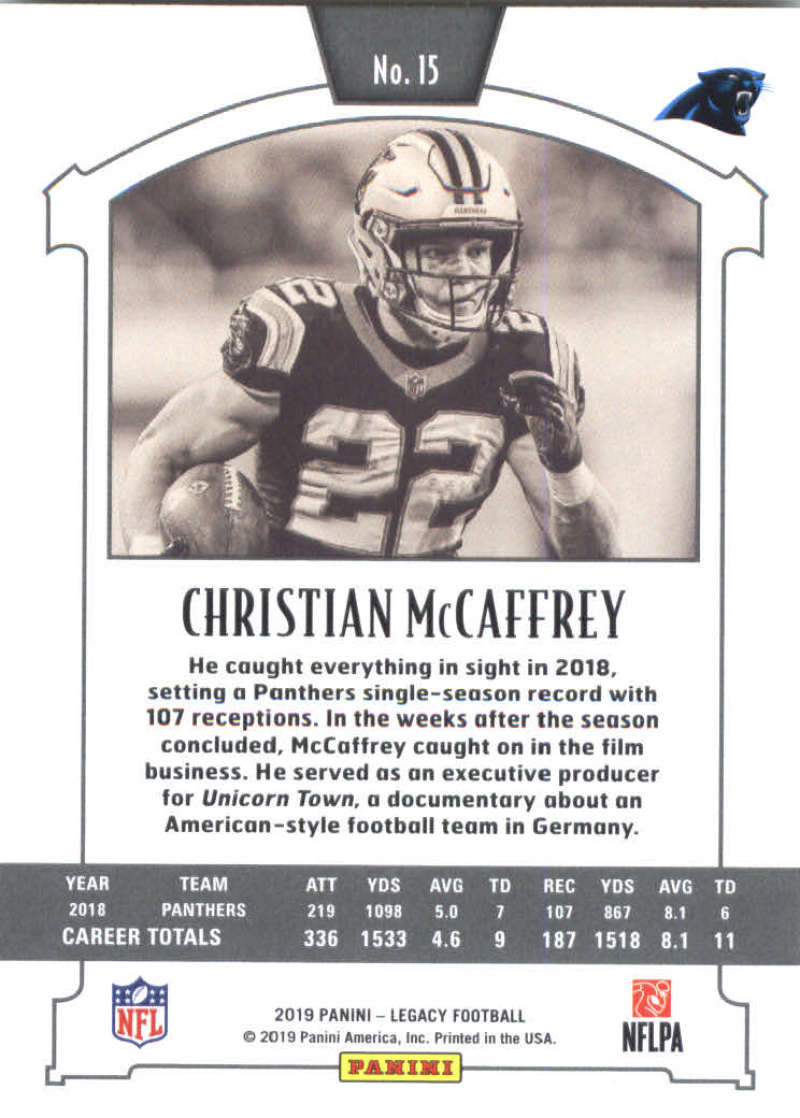 2019-Panini-Legacy-Football-Card-Pick-Including-Rookie-Cards-RC-1-200 thumbnail 31