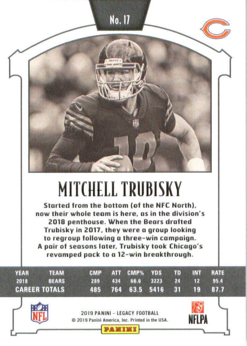 2019-Panini-Legacy-Football-Card-Pick-Including-Rookie-Cards-RC-1-200 thumbnail 35