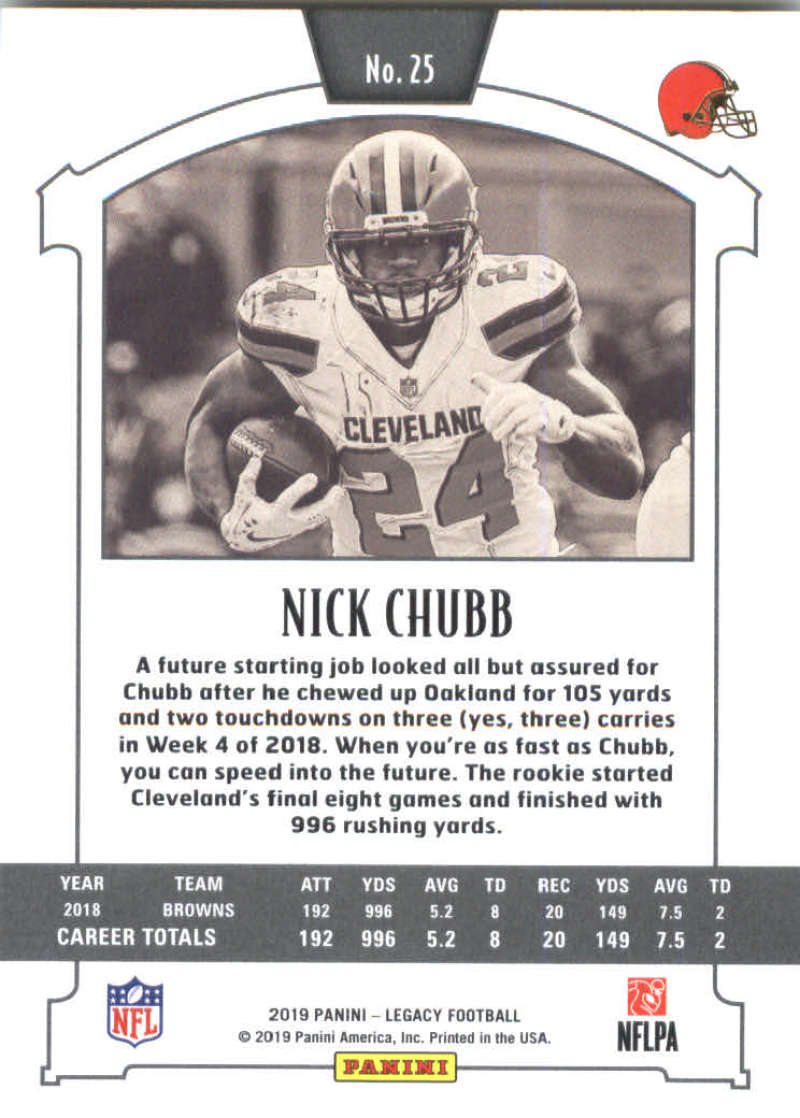 2019-Panini-Legacy-Football-Card-Pick-Including-Rookie-Cards-RC-1-200 thumbnail 51