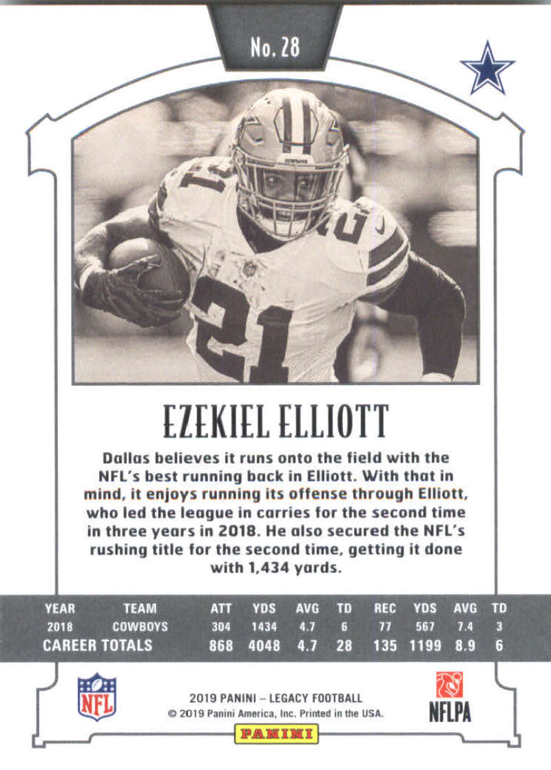 2019-Panini-Legacy-Football-Card-Pick-Including-Rookie-Cards-RC-1-200 thumbnail 57