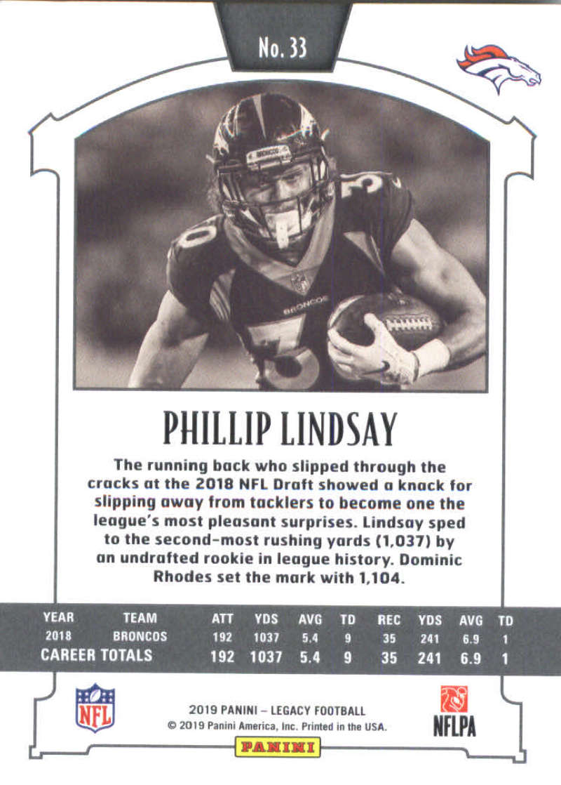 2019-Panini-Legacy-Football-Card-Pick-Including-Rookie-Cards-RC-1-200 thumbnail 67