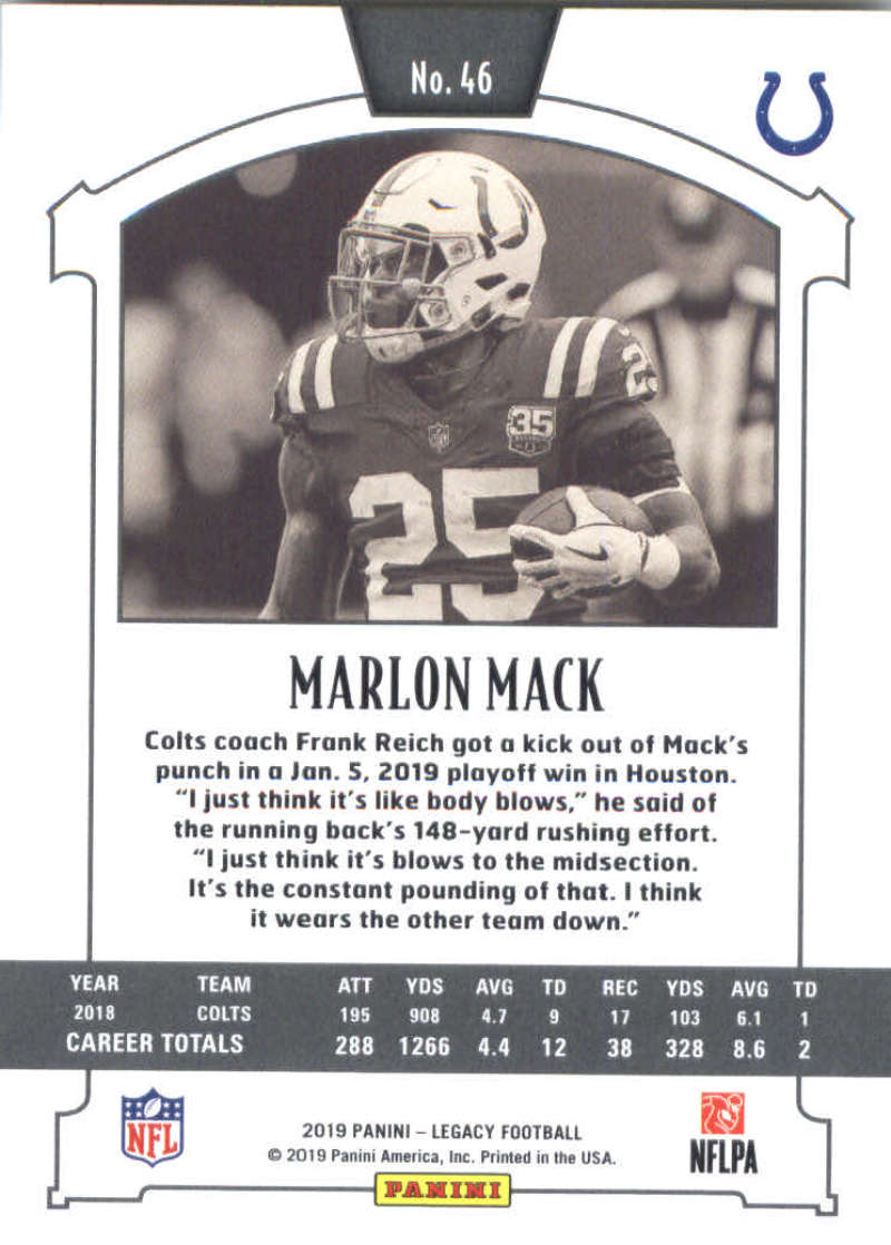 2019-Panini-Legacy-Football-Card-Pick-Including-Rookie-Cards-RC-1-200 thumbnail 93
