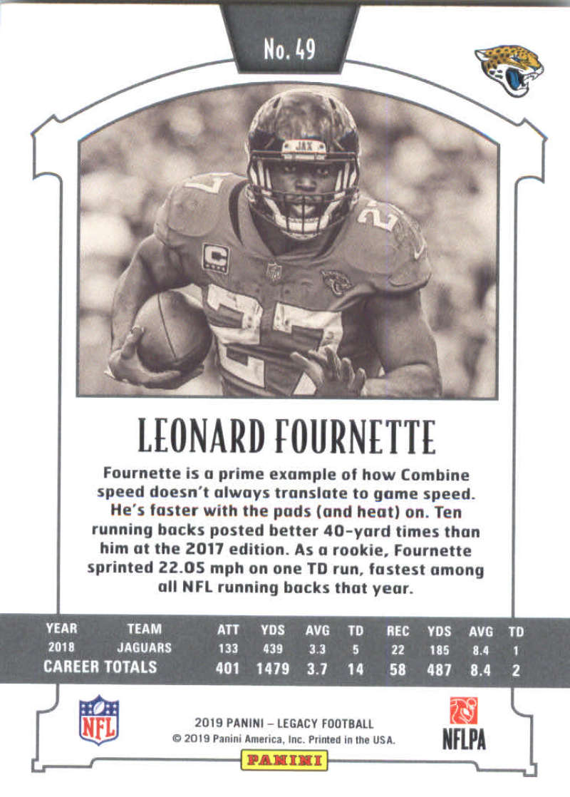 2019-Panini-Legacy-Football-Card-Pick-Including-Rookie-Cards-RC-1-200 thumbnail 99