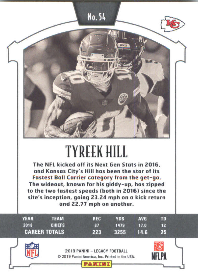 2019-Panini-Legacy-Football-Card-Pick-Including-Rookie-Cards-RC-1-200 thumbnail 109