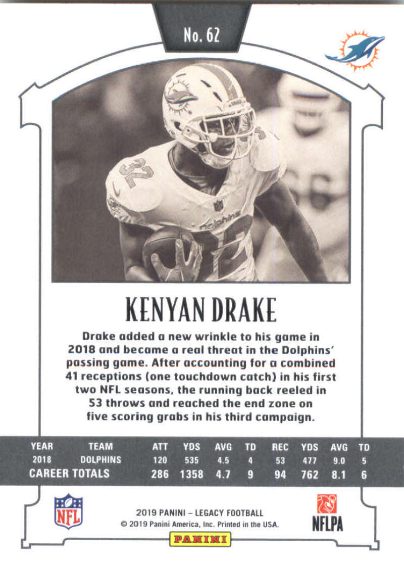 2019-Panini-Legacy-Football-Card-Pick-Including-Rookie-Cards-RC-1-200 thumbnail 125