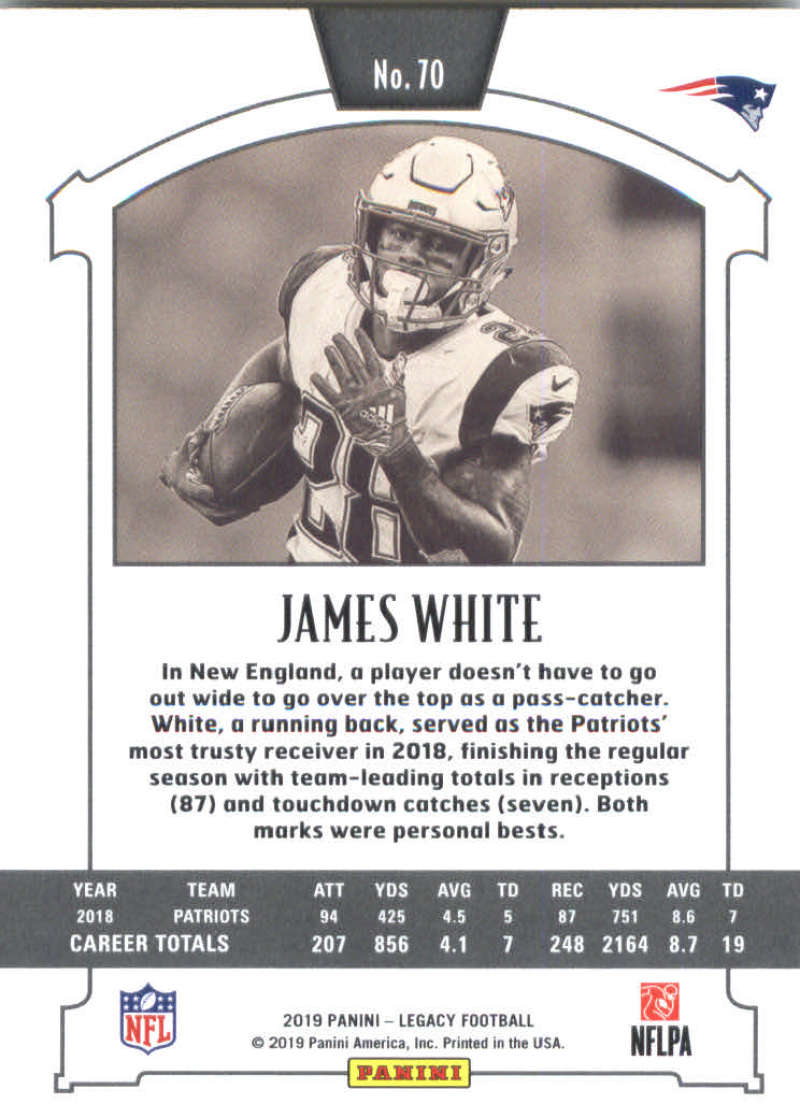 2019-Panini-Legacy-Football-Card-Pick-Including-Rookie-Cards-RC-1-200 thumbnail 141