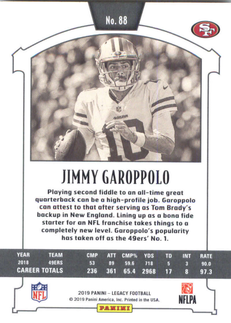 2019-Panini-Legacy-Football-Card-Pick-Including-Rookie-Cards-RC-1-200 thumbnail 177