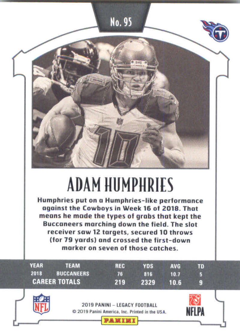 2019-Panini-Legacy-Football-Card-Pick-Including-Rookie-Cards-RC-1-200 thumbnail 191