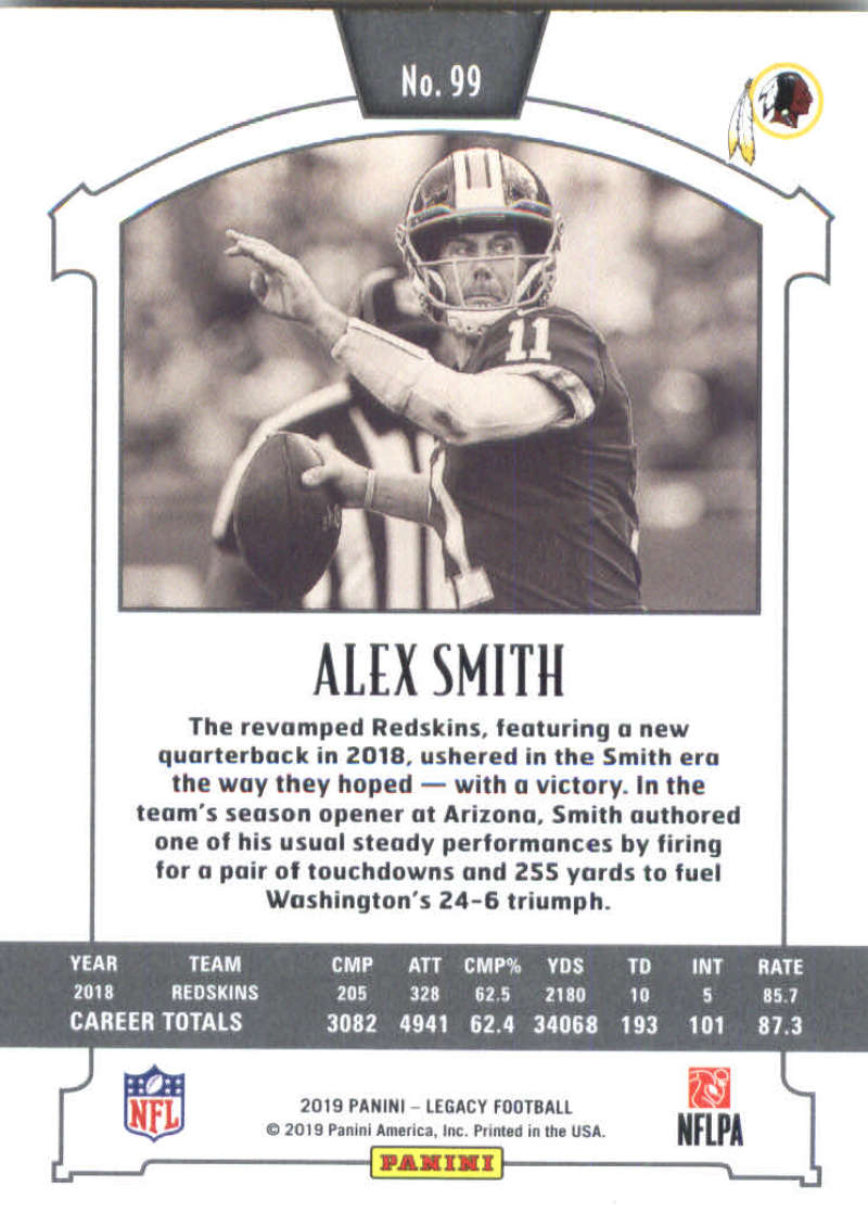 2019-Panini-Legacy-Football-Card-Pick-Including-Rookie-Cards-RC-1-200 thumbnail 199