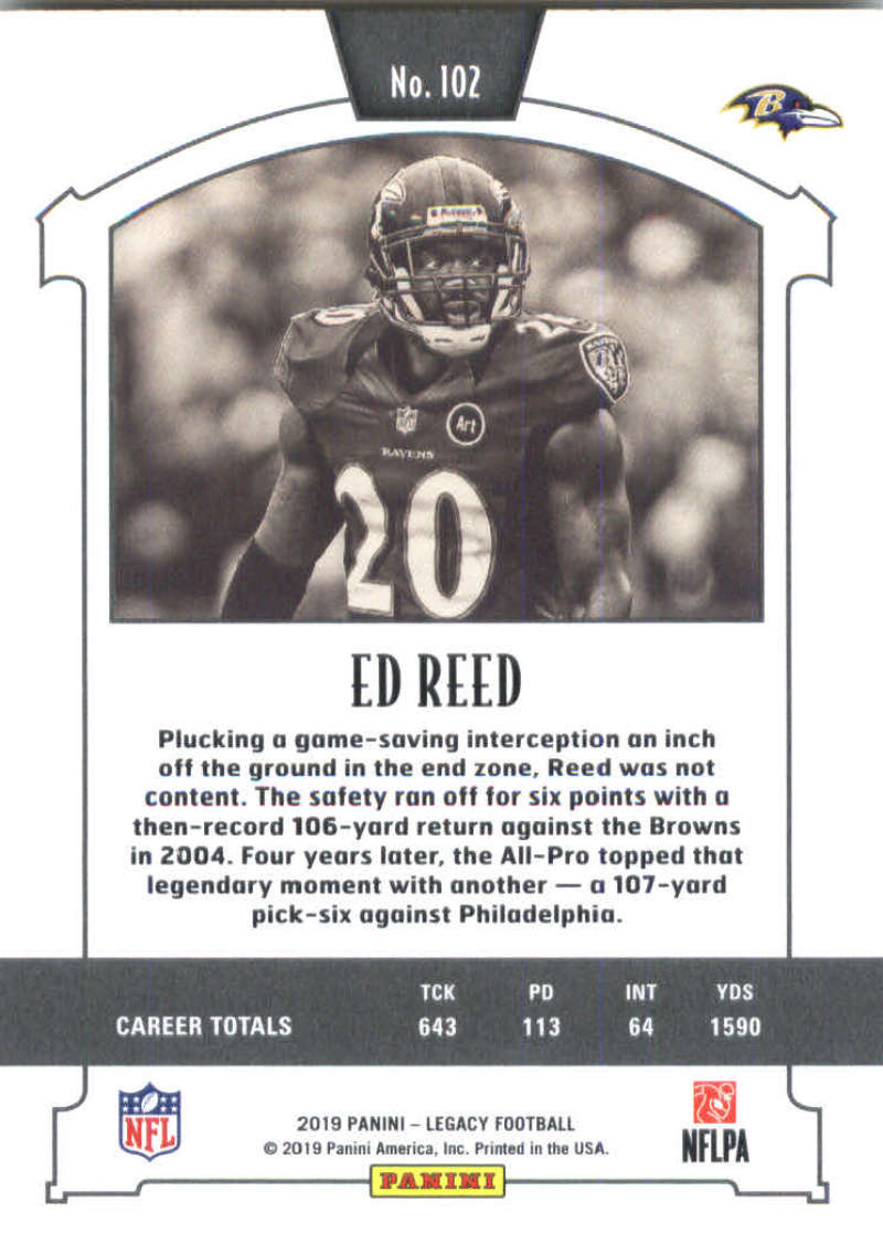 2019-Panini-Legacy-Football-Card-Pick-Including-Rookie-Cards-RC-1-200 thumbnail 205