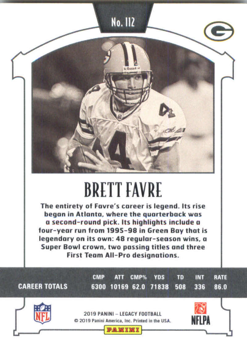2019-Panini-Legacy-Football-Card-Pick-Including-Rookie-Cards-RC-1-200 thumbnail 225