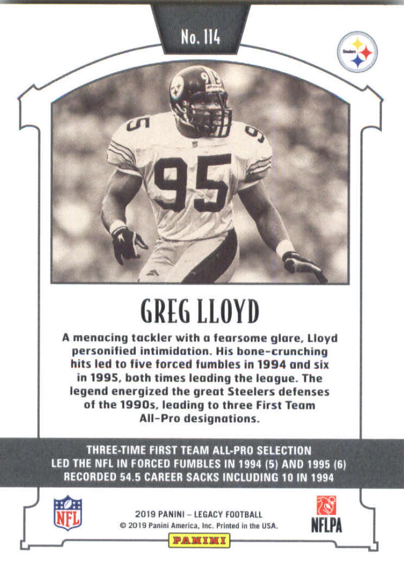 2019-Panini-Legacy-Football-Card-Pick-Including-Rookie-Cards-RC-1-200 thumbnail 229