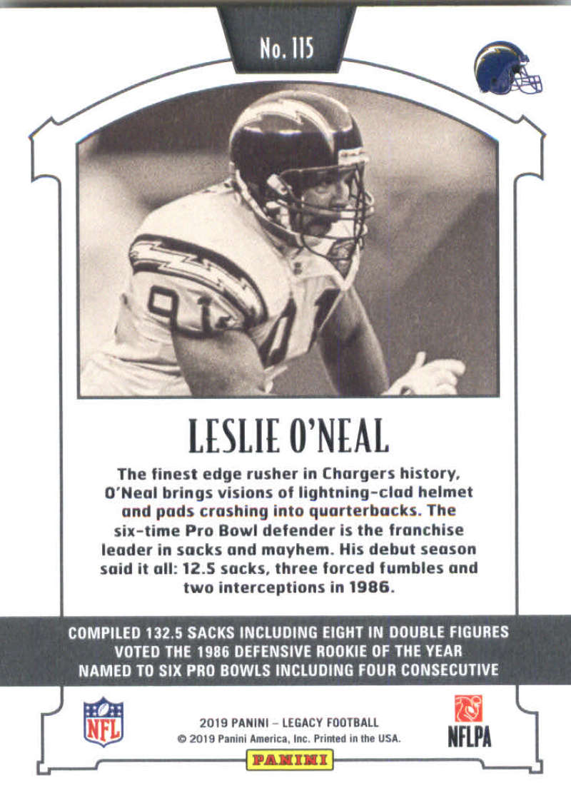 2019-Panini-Legacy-Football-Card-Pick-Including-Rookie-Cards-RC-1-200 thumbnail 231